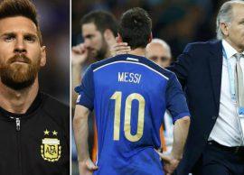 Kur karrierës i vjen fundi! Messi dhe Buffon me ën