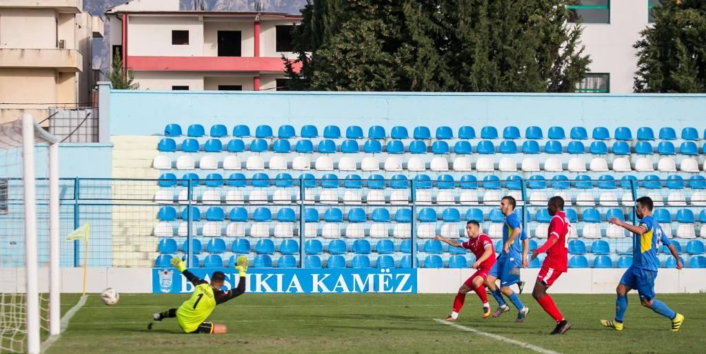 Përcaktohen çerekfinalistët e Kupës, Luftëtari kalon Bylis përmes humorit