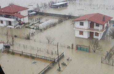 Parashikimi i IGJEUM, përkeqësohen përmbytjet në Nënshkodër, rrezikohen edhe zona të tjera