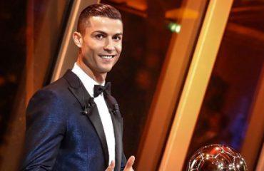 Ronaldo fiton Topin e Artë, barazon rekordin e Messit