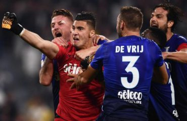 "Agjenti i Buffon, ""Strakosha, portieri më i mirë i Seria A"""