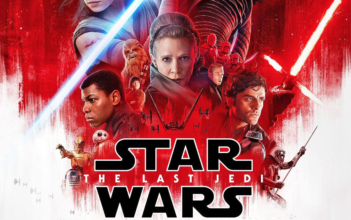 """""""Star Wars"""" mahnit Amerikën, rekord shitjesh gjatë fundjavës në kinema"""