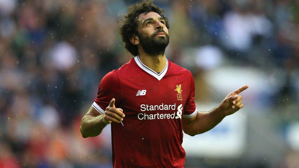 Salah zgjidhet lojtari më i mirë afrikan i vitit, fiton garën me senegalezin Mane