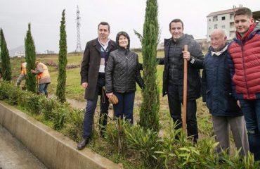 Veliaj: 2018-ta, vit rekord mbjelljesh për kryeqytetin