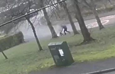Ky është momenti tronditës kur një pedofil sulmon në rrugë 11-vjeçaren (VIDEO)