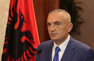 President of Albania doesn't grant the government omnipotence for negotiations with Greece