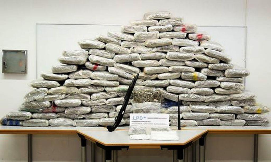 Kapet sasi e madhe marihuane shqiptare në Austri, shkatërrohet grupi i trafikantëve
