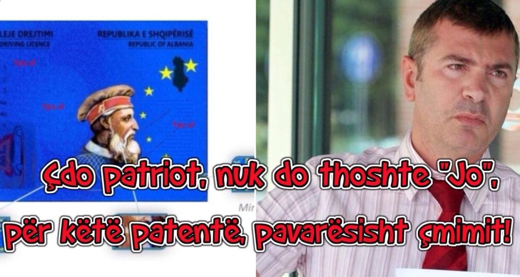 """""""ANTENA JASHTË FAMILJES"""": Damian Gjiknuri: Patentat e reja, vetëm armiqtë e kombit janë kundër tyre"""