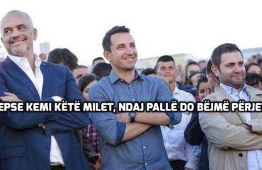 """Zbulohet procesverbali: Shoku Erion Veliaj takon pensionistët për """"7 xhuxhat"""""""
