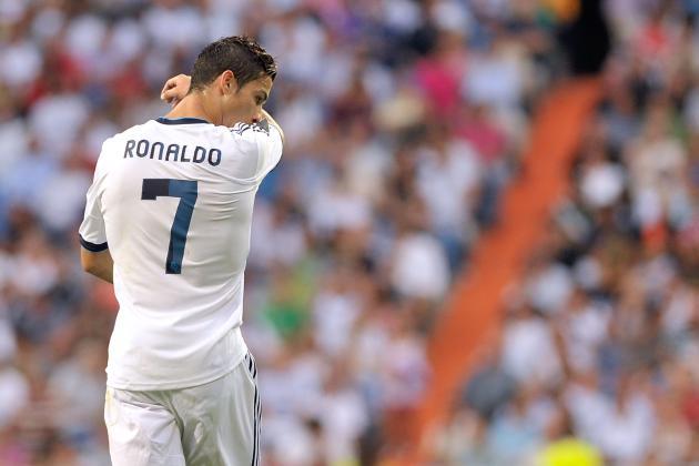 """Real Madrid jo vetëm në krizë rezultatesh, lojtarët i """"kthejnë shpinën"""" Ronaldos"""