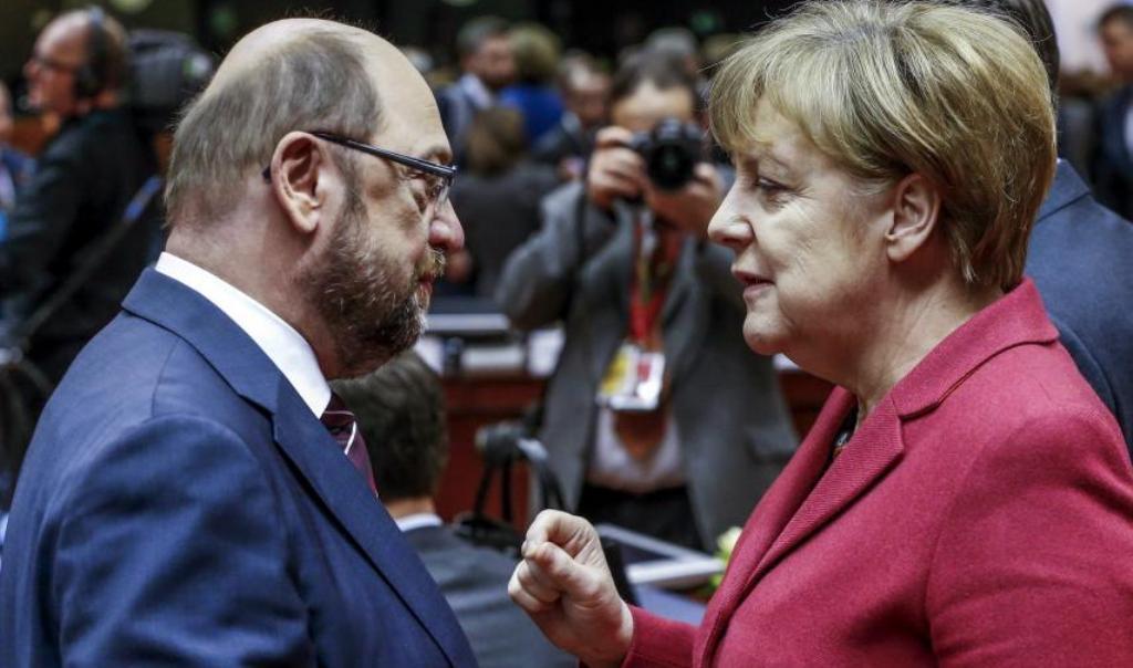 Merkel-Schultz drejt koalicionit, plani që kufizon emigracionin dhe bashkimin familjar