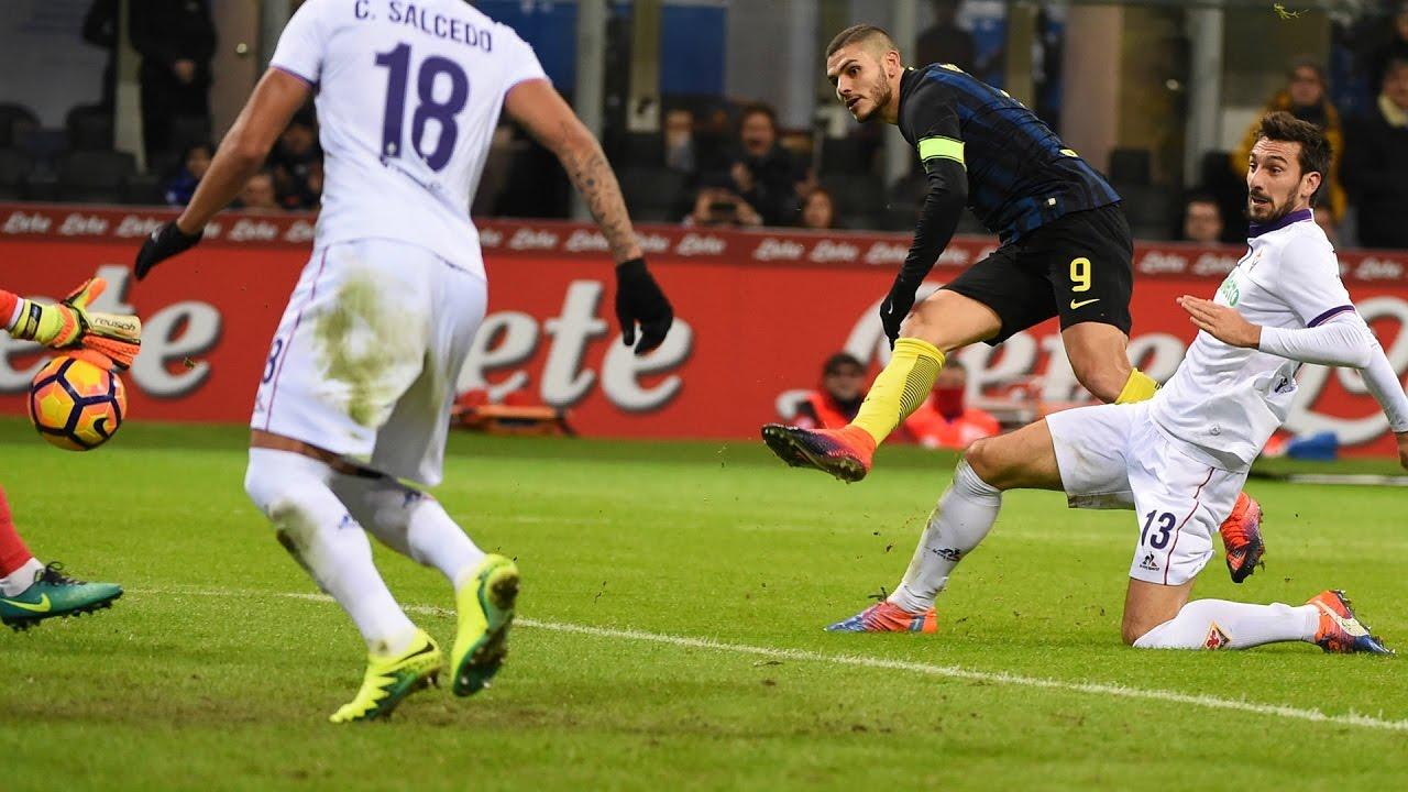 Fiorentina suprizon Inter në minutat shtesë, të kaltrit me probleme
