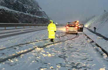 Moti i keq dhe me borë, ARSH: Ja situata e rrugëve