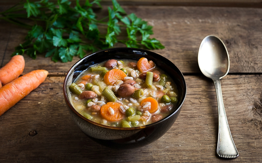 Dieta me supë perimesh