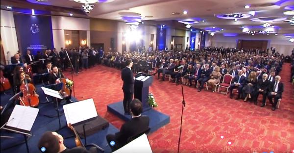 Pritje shtetërore për 10-vjetorin e pavarësisë, Thaçi: Ja vizioni ynë për Kosovën
