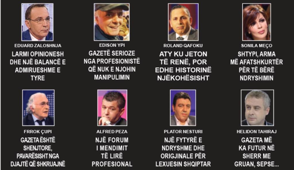 """REVOLUCIONI NË SHTYPIN SHQIPTAR,NJË VIT ME """"ALBANIAN FREE PRESS"""""""
