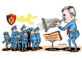 Karikatura e ditës në Albanian Free Press nga Kost