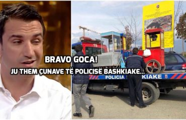 """""""ANTENA JASHTË FAMILJES""""/ Shoku Erion Veliaj përgëzon çunat e Policisë Bashkiake: Bravo, goca!"""