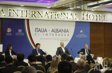 Albania lures in Italian investors