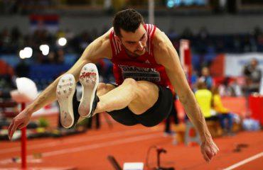 Atletika tjetër medalje ari, Izmir Smajlaj kampion Ballkani