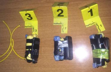 Kapen minat me telekomandë, dy të arrestuar dhe dy të tjerë në kërkim