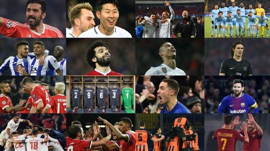 Champions League, UEFA zbulon listën e 20 lojtarëve më të mirë të kompeticionit
