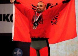 Lista me 10 sportistët më të mirë të vendit, Erkan