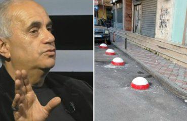 """Profesori denoncon """"helmetat"""" e bashkisë: Si bllokohen parkimet në lagje për të favorizuar privatin"""
