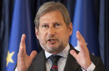 Johannes Hahn: Negociatat me Shqipërinë, ndoshta nga vera