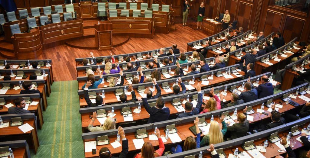 Seancë e jashtëzakonshme, a do të bëhen 80 vota deputetësh nesër për Demarkacionin?