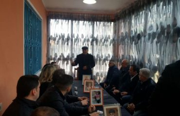 Spaho me deputetë demokratë të Shkodrës, ngushëllim në familjen Preka