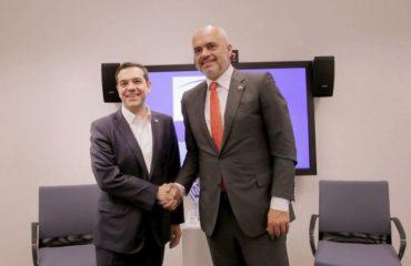 Tsipras-Rama, në prill takohen për Pashkët në Korçë, faza finale mbi marrëveshjet mes dy vendeve