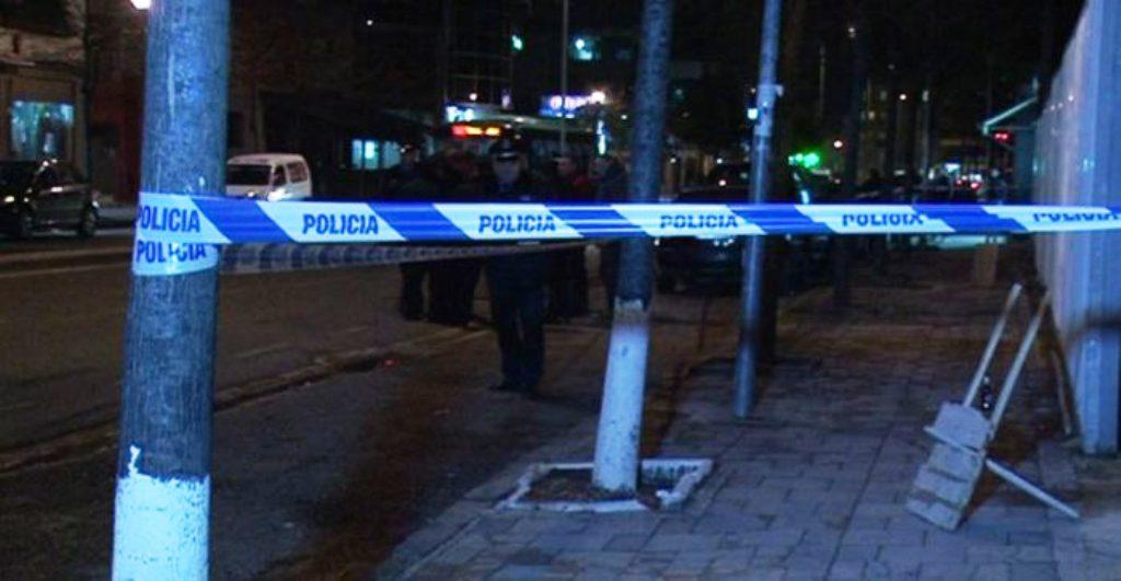 Përplasja me armë në Tiranë, identifikohet i plagosuri