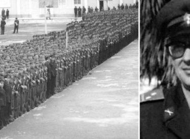 """""""Si u ruajt dhe u transportua përmendorja e Enver Hoxhës, brenda Shkollës së Bashkuar"""""""