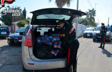 Trafik me 254 kg drogë, publikohen emrat dhe fotot e të arrestuarve shqiptarë
