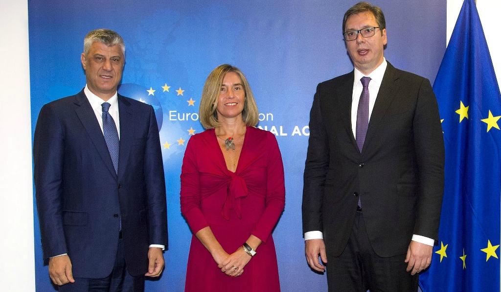 Thaçi: Nuk do të ketë ndarje, në një formë, a në një tjetër Serbia e ka pranuar Kosovën