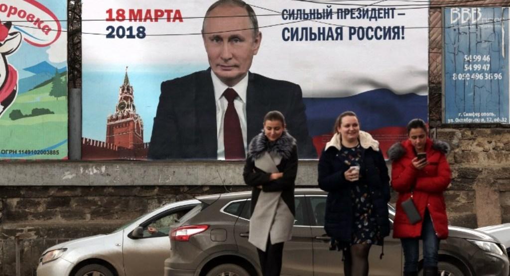 Rusia në zgjedhje për Presidentin e ri, Putin favorit përballë shtatë kandidatëve