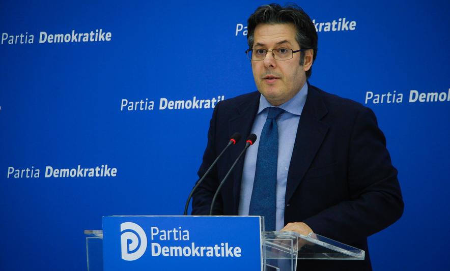 """Komisioni hetimor """"Tahiri"""", Paloka: Deputetët të pajisen me certifikatën e sigurisë"""