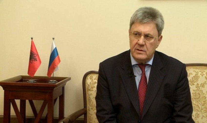 Ambasadori rus në Tiranë: Akuzat kundër Rusisë, spekulime të pabaza