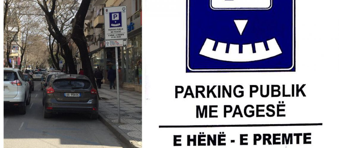 Parkimi falas në zonën ku banoni, ja si të merrni Pullën e Rezidentit