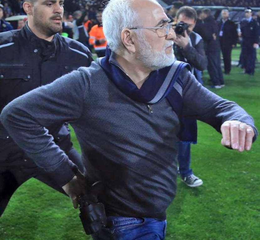 Ajdareviç: Tronditëse, presidenti i PAOK lëviz gjithnjë me armë