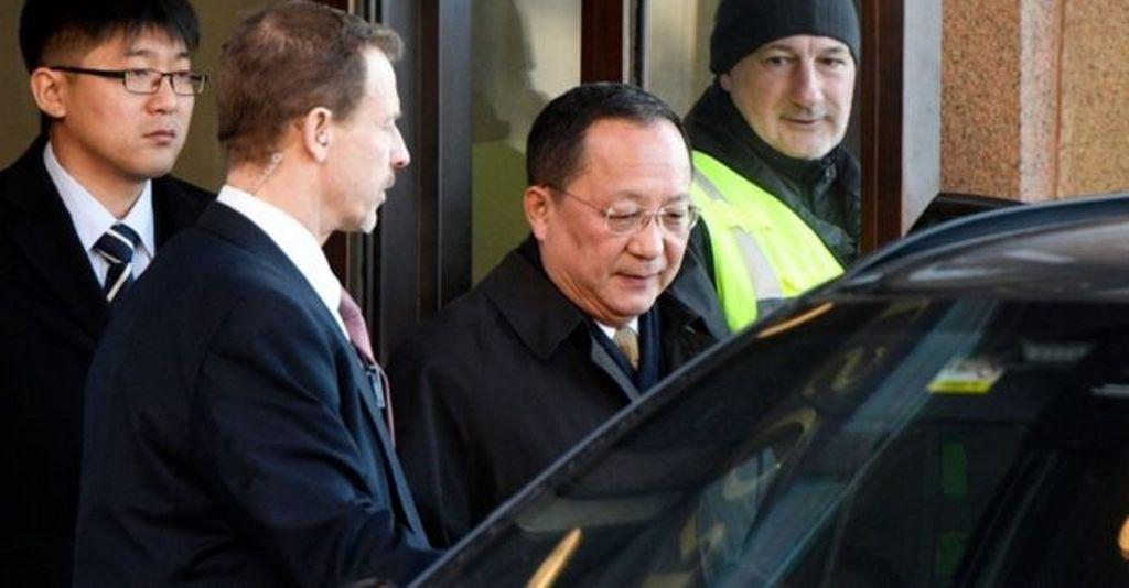 Vizitë e pazakontë e ministrit koreanoverior në Stokholm, takimi Trump-Kim në Suedinë neutrale?