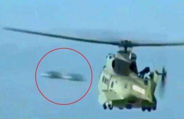 FRANCË/ Dy UFO fotografohen pranë një helikopteri, del në dritë misteri pas pesë vjetësh