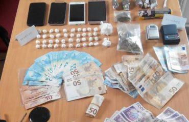 Shkatërrohet grupi i kokainës dhe kanabisit në Greqi, në pranga edhe 1 shqiptar