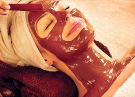 Maskë me kakao për flokët