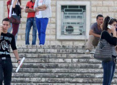 """""""Arratisen"""" studentët, braktisin universitetet publike e private"""