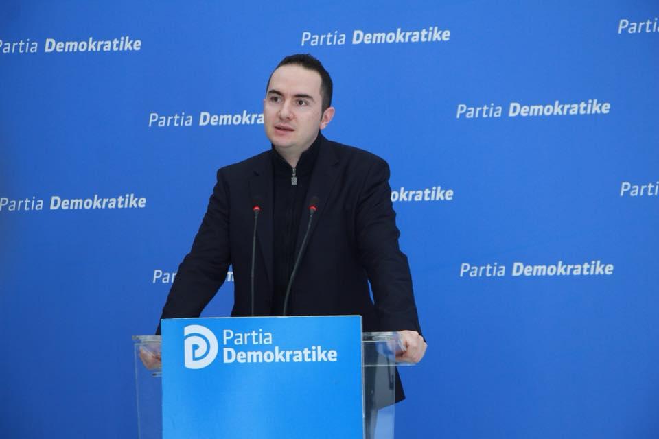 """Vendimi për Dritan Dajtin, PD: Suksesi i ri i """"drejtësisë së Re"""" të Edi Ramës"""