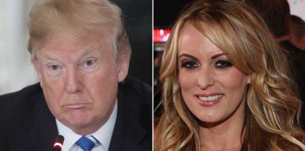 """Avokatët e Trump paditin yllin e pornografisë, i kërkojnë 20 milionë dollarë për """"shkelje kontrate"""""""