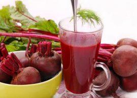 Dieta me panxhar të kuq