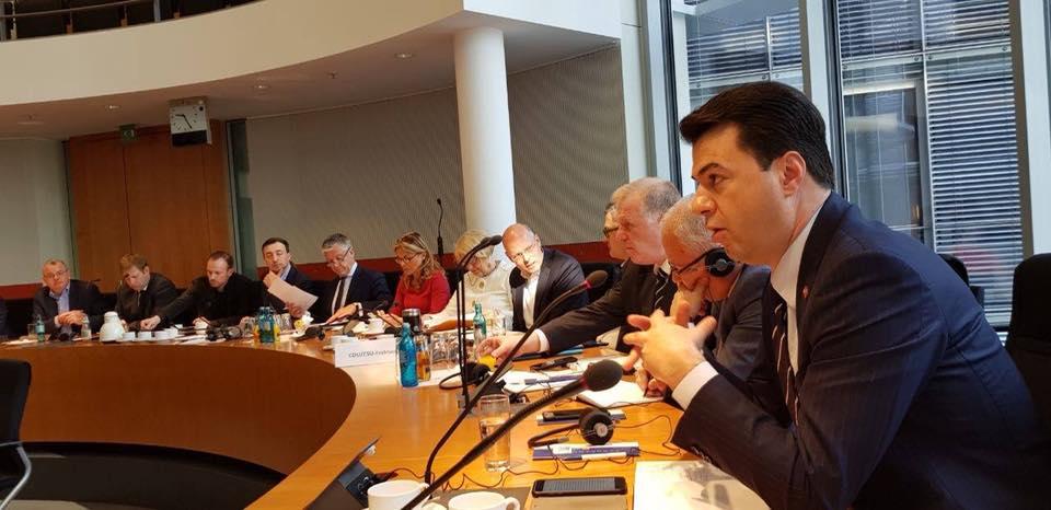 Basha në Gjermani: Mision i vështirë